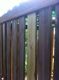 Vinegar And Steel Wool Oxidisation On Treated Pine Fence Planks From Bunnings Such A Cheap Stain Option Fence Styles Shed Makeover Shed