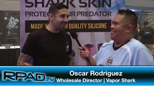 Vapor Shark rDNA Oscar Rodriguez Interview (ECC 2014) - YouTube