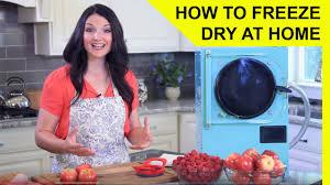 harvest right freeze dryer