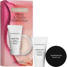 bareminerals prime finish essentials