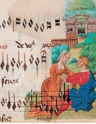 Song Book of Joan the Mad – Facsimile