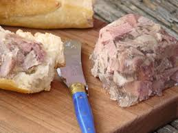 terrine and headcheese