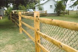 Split Rail Fence Installation Knoxville Tn Knoxville Fence Pros
