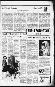 Burleson Star (Burleson, Tex.), Vol. 15, No. 39, Ed. 1 Monday, March 3,  1980 - Page 9 of 14 - The Portal to Texas History