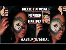 bird makeup tutorial beauty makeup