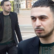Adam Deacon appears in court charged with affray and possession of an  offensive weapon - Mirror Online
