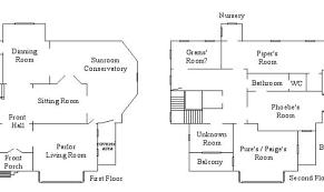 impressive 15 charmed house floor plan
