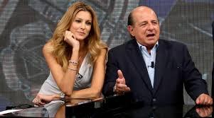 """Giancarlo Magalli sulla lite con Adriana Volpe: """"Spero che un ..."""