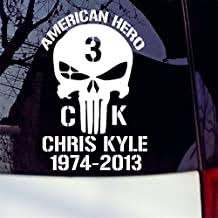 Amazon Com Chris Kyle Decal