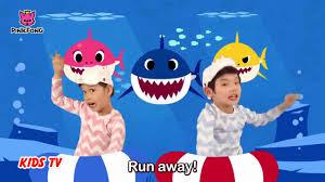 Baby shark - Bé hát cá mập - Nhạc tiếng anh thiếu nhi vui nhộn ...
