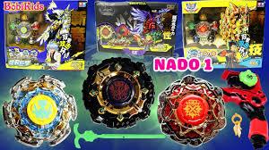 NADO 5 (PHẦN 2) ❤️ Khui Hết 6 Con Quay Nado 5 Phần 2 Dòng Siêu Liên Kết Và 5  Con Quay AS Cao Cấ - YouTube