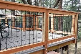 50 deck railing ideas for your home (52 | Metal deck railing, Wire deck  railing, Diy deck