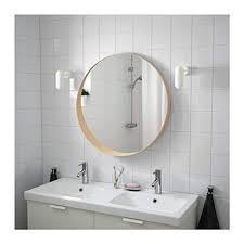 ikea stockholm wall mirror walnut