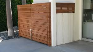 Horizontal Wood Fence Pool Equipment Enclosure 3 Woodfenceexpert Com