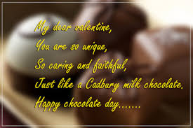 chocolate day message for girlfriend valentine s day info
