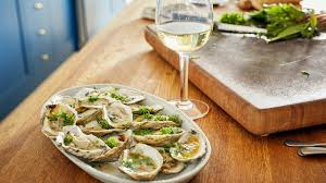 Tom Colicchio's Grilled Oysters with ...