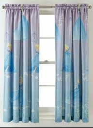 Disney Frozen Room Darkening Drapery Panel For Sale Online Ebay