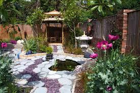 backyard chinese gardens