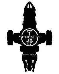 For Serenity Firefly Logo Sticker Vinyl Decal Joss Whedon Browncoats Various Sizes Car Stickers Aliexpress