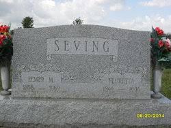 Floretta Myrtle Meyer Seving (1899-1996) - Find A Grave Memorial