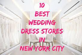 wedding dress in new york city