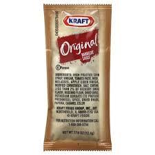 heinz bbq sauce 25 packets sauceandtoss
