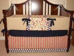 custom baby crib bedding set vintage