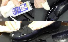 how to clean patent leather luxury