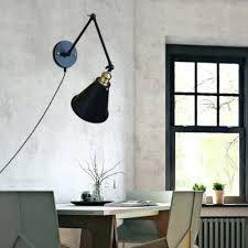 wall light with cord plurdesign