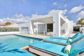 A Great, New And Modern Villa Only 200 Mtrs From The Beach Of Jan Thiel - Jan  Thiel