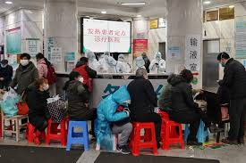 Outbreak Climbs in China as Infections ...