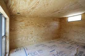 plywood walls timber walls plywood