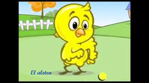 mi pollito amarillito you