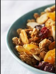 homemade granola cereal picture of