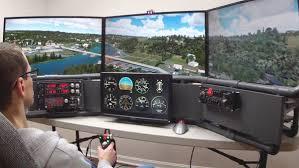 diy flight simulator pit plans