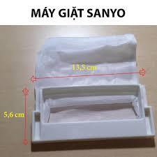 Túi lọc rác máy giặt Sanyo 7kg túi ngang lưới lọc rác trong máy Sanyo máy  đứng. 111