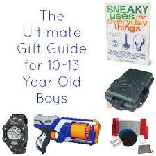 por gifts for 11 yr old boy