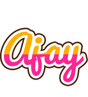ajay logo name logo generator