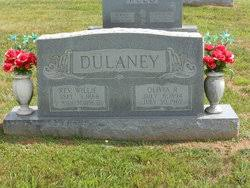 Olivia Ada Reed Dulaney (1894-1967) - Find A Grave Memorial
