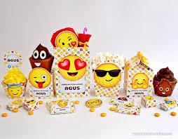 Decoraciones De Fiesta De Emojis Todo Bonito