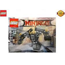 Shop bán Đồ Chơi Xếp Hình Người Máy Động Đất Mini LEGO Ninjago 30379 giá  chỉ 99.000₫