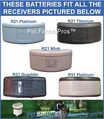 Six Pack Batteries For Invisible Fence Dog Fence Collars