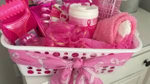 gift basket t cancer