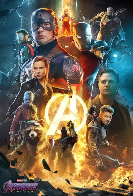 Avengers: Endgame (2019) 480p NEW V2 HD-TCRip x264 [Dual Audio] [हिंदी (Cleaned) – English] – 550 MB