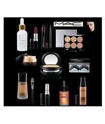 mac professional full party makeup kit