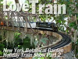 holiday train show ny botanical garden