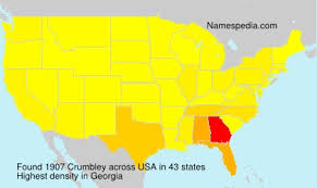 Crumbley - Names Encyclopedia