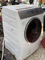 Máy giặt cũ Sharp ES-V530 giặt 10kg sấy 6kg