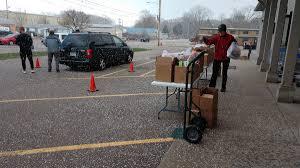 Lux Christi charitable program increases aid during pandemic | Catholic  Tribune - Florida
