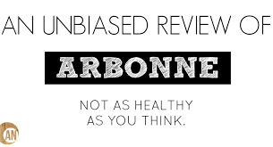 an unbiased review of arbonne